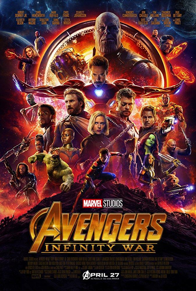 Avengers Infinity War (2018) 1080p BluRay Hindi English DD 5 1 - LOKI - M2Tv