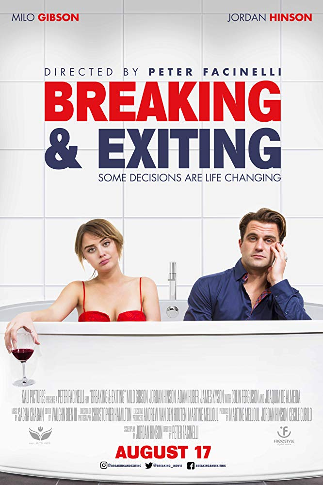 Breaking And Exiting 2018 HDRip XviD AC3-EVO