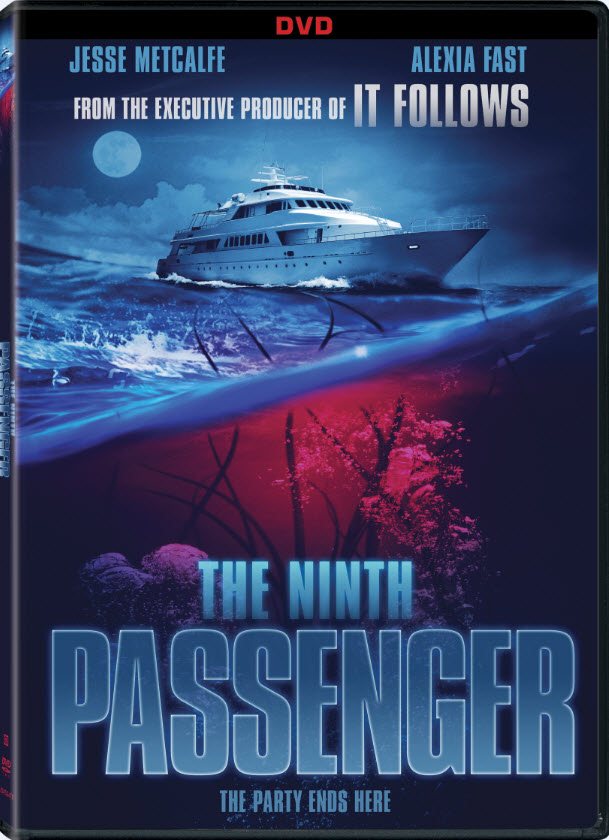 The Ninth Passenger 2018 720p WEB-HD 550 MB - iExTV