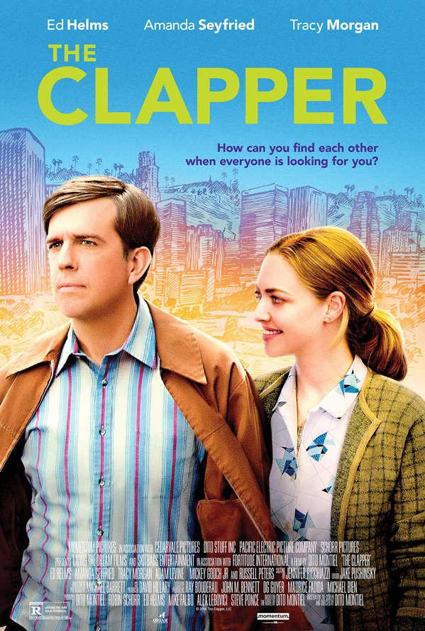 The Clapper 2017 720p BluRay x264-x0r
