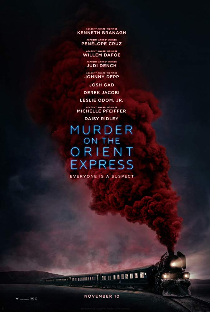Murder On The Orient Express 2017 1080p BluRay x264 Dual Audio Hindi DD 5 1 - English DD 5 1 ESub MW