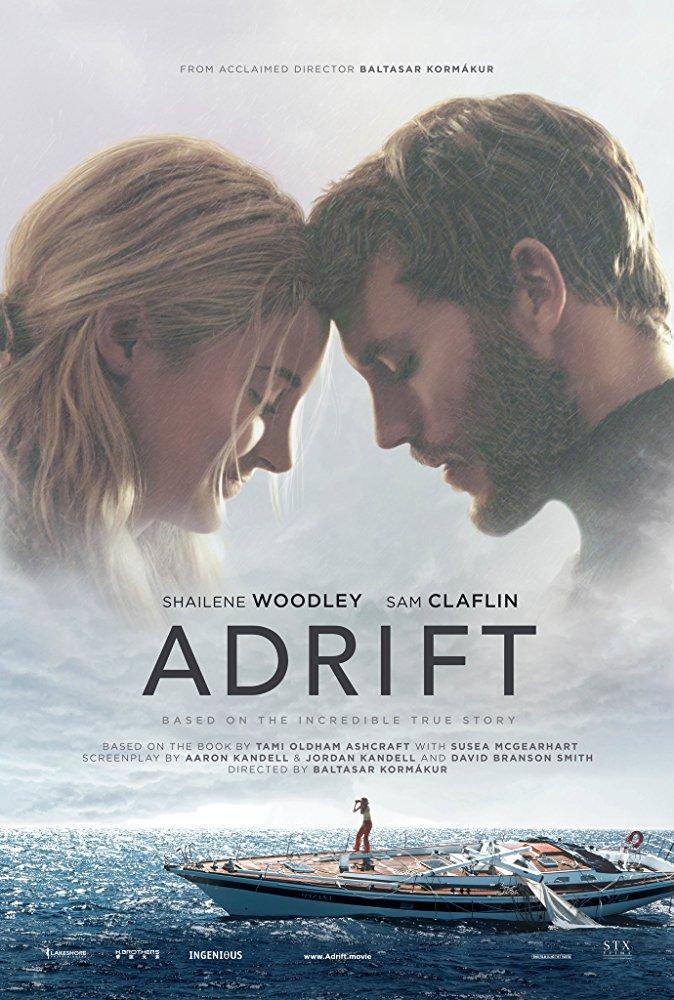 Adrift 2018 720p BRRip 700 MB - iExTV