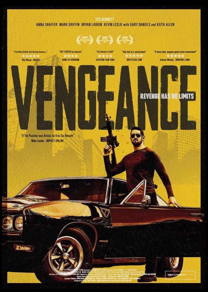 I Am Vengeance 2018 HDRip XViD-ETRG