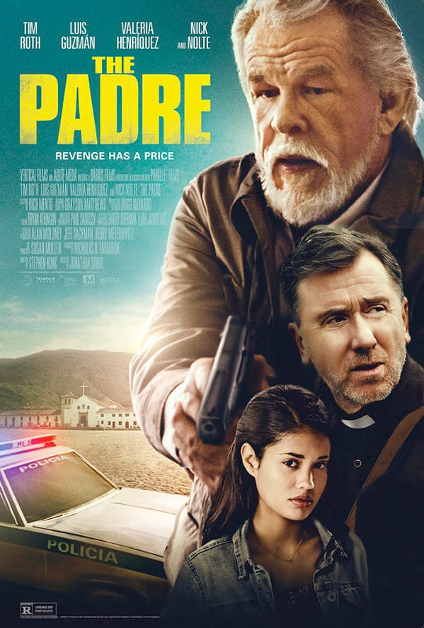 The Padre 2018 HDRip XviD AC3-EVO