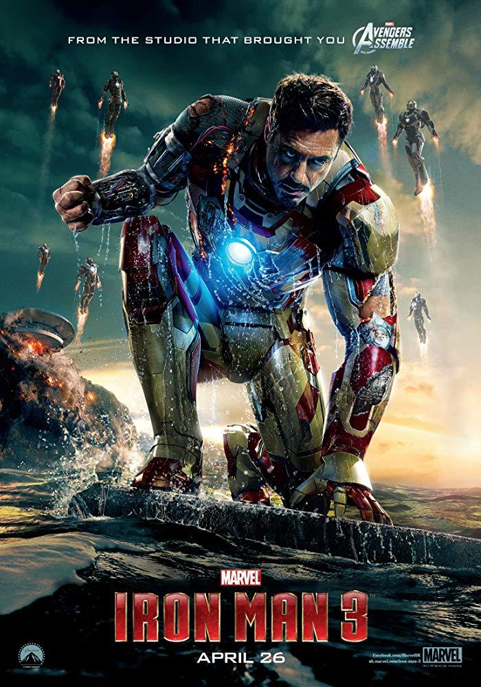 Iron Man 3 (2013) 720p BluRay x264 Dual-AudioHindi 5 1 - English 5 1 ESubs - Downloadhub