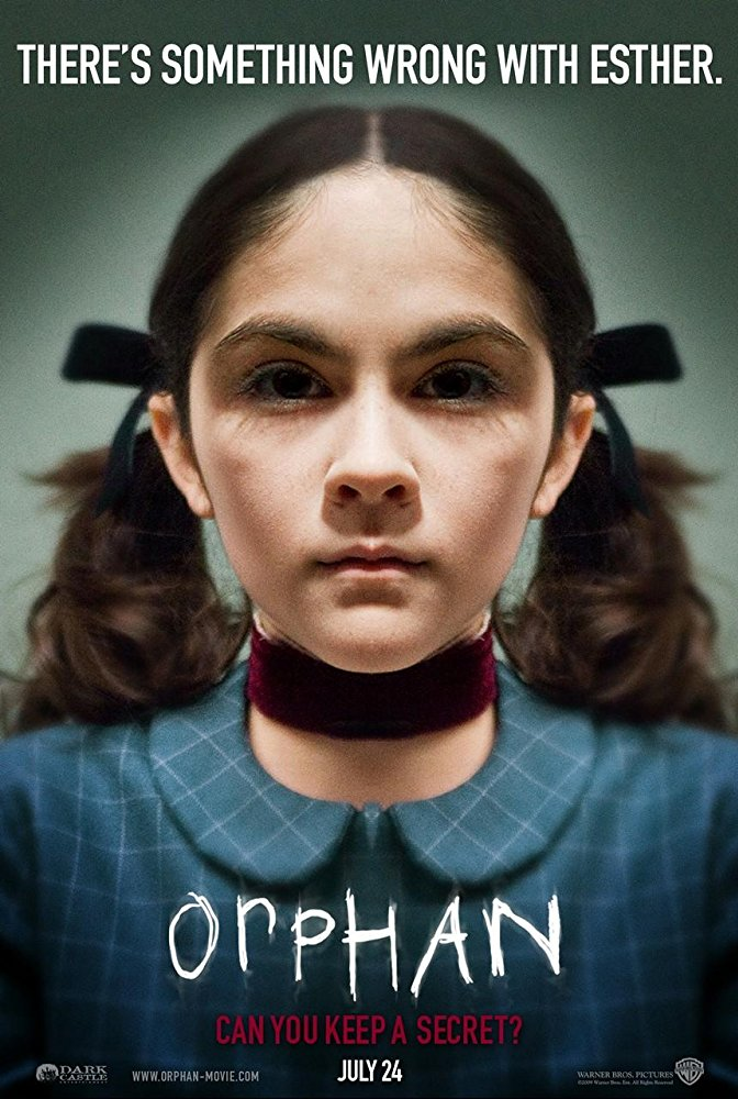 Orphan 2009 720p BluRay x264 Dual Audio Hindi - English 2 0 ESub MW