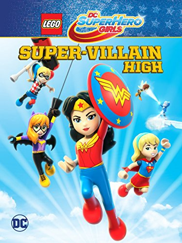 LEGO DC Super Hero Girls Super-Villain High 2018 720p NF WEBRip DDP5 1 x264-NTG