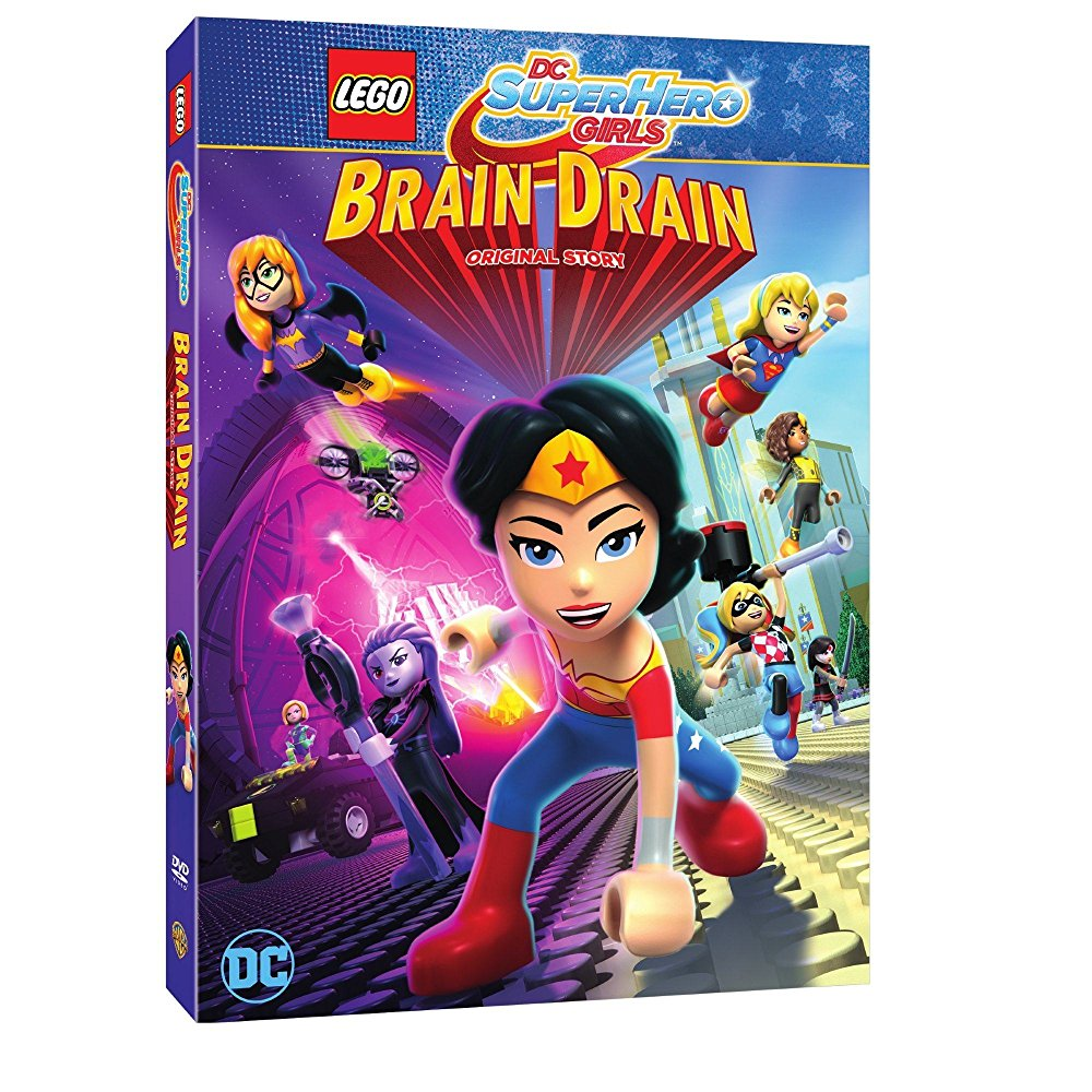 Lego DC Super Hero Girls Brain Drain 2017 720p WEB-DL x264 ESub MW