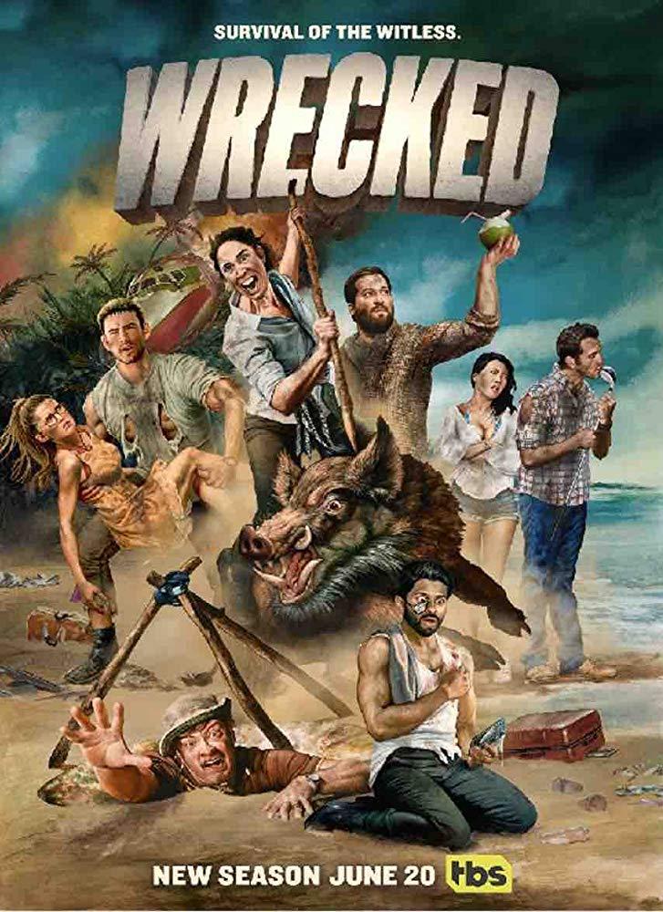 Wrecked S03E05 720p WEBRip x264-TBS