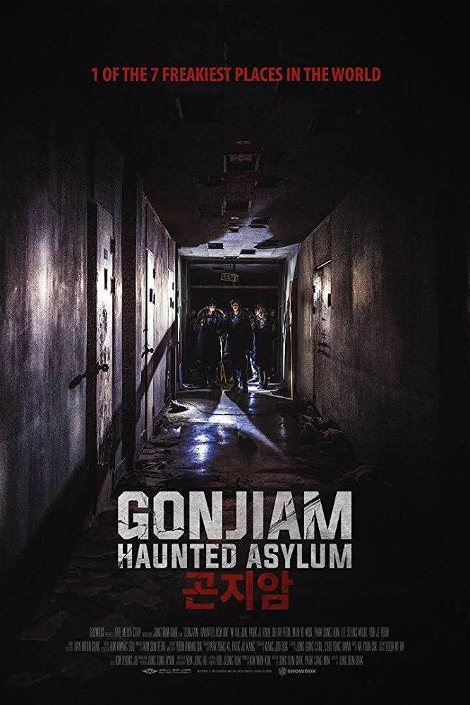 Gonjiam Haunted Asylum 2018 BDRip x264-JRP