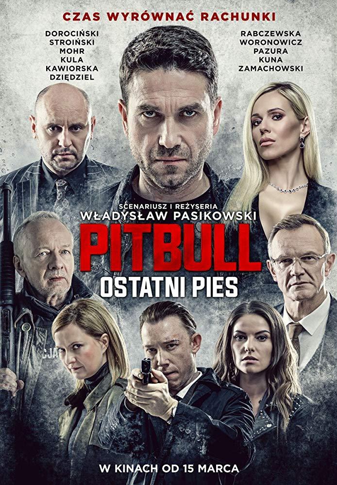 Pitbull Last Dog (2018) ENG SUB BDRip X264 - SHADOW