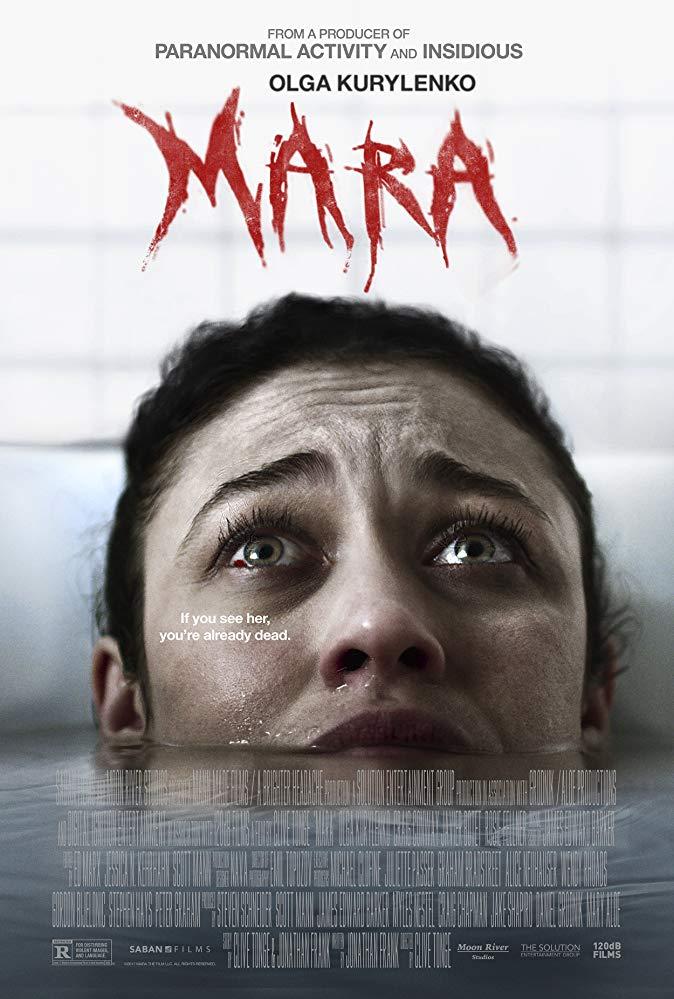 Mara (2018) HDRip AC3 X264-CMRG