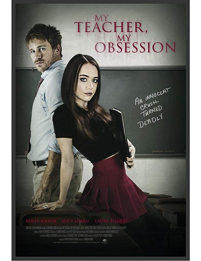 My Teacher My Obsession (2018) 1080p NF WEB-DL DD+5.1 H264-CMRG