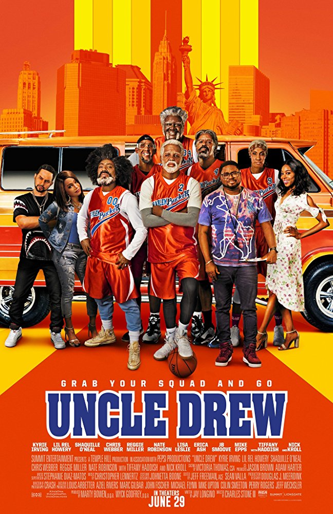 Uncle Drew (2018) 1080p 5 1 - 2 0 x264 Phun Psyz