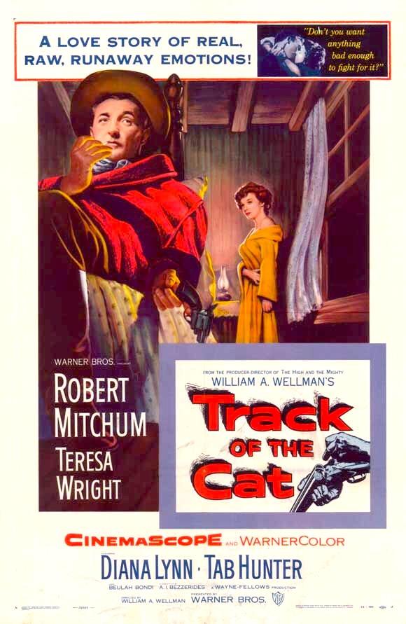 Track Of The Cat 1954 720p HDTV x264-PLUTONiUM