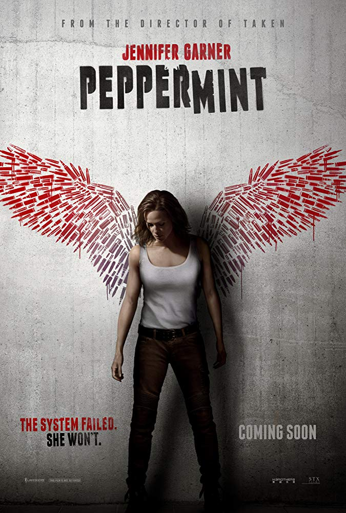 Peppermint 2018 720p HDTS x264 MW