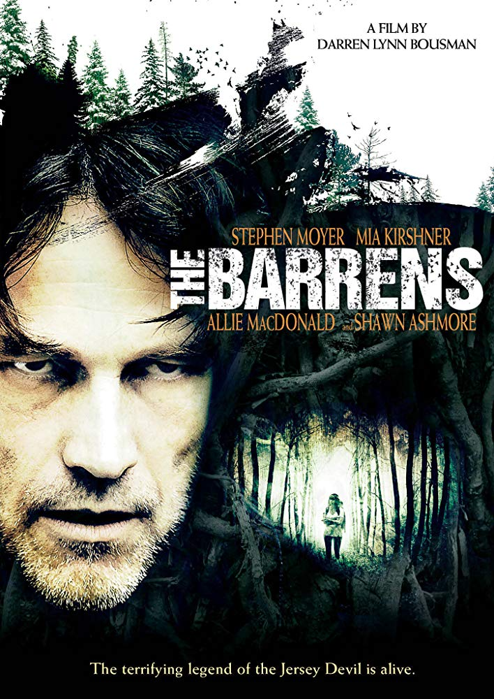 The Barrens 2012 BRRip XviD MP3-XVID