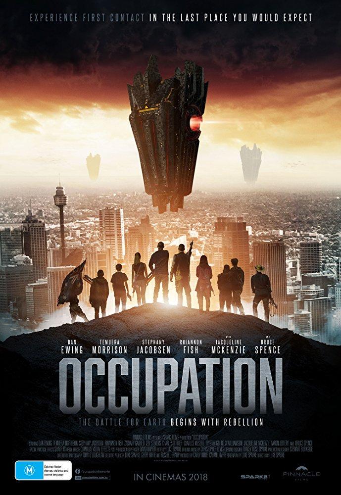 Occupation 2018 BRRip AC3 X264-CMRG[TGx]