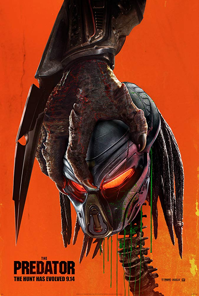 The Predator 2018 HDTS XviD-AVID
