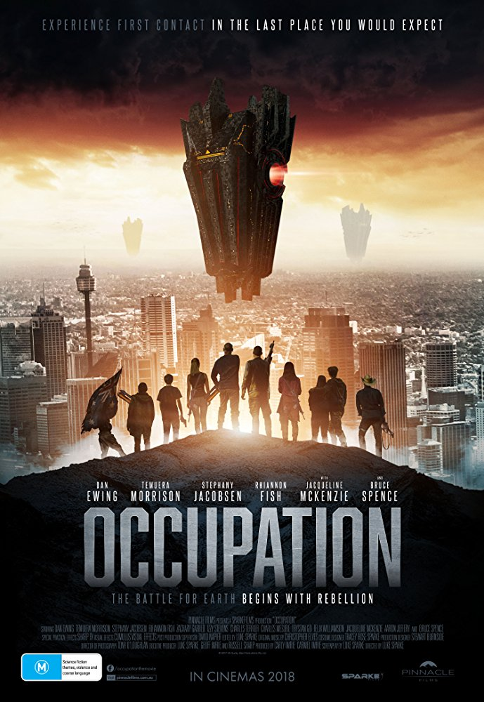 Occupation 2018 BDRip x264-ROVERS