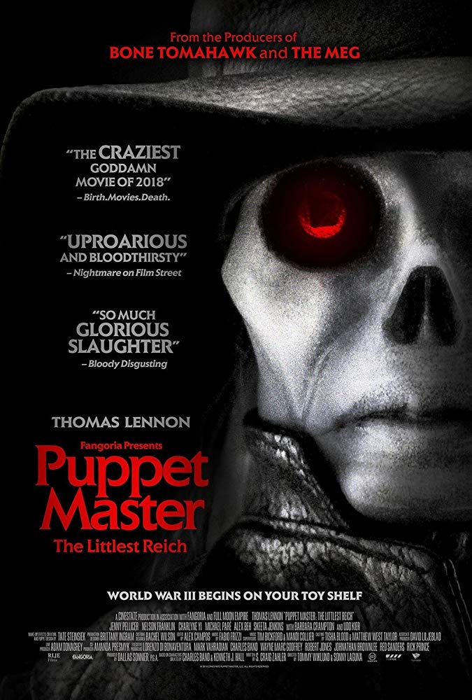 Puppet Master The Littlest Reich 2018 BRRip XviD MP3-XVID