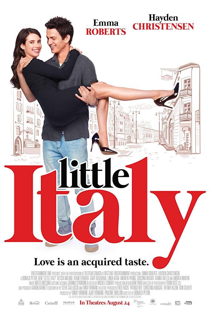 Little Italy 2018 1080p WEB-DL DD 5 1 H264 MW