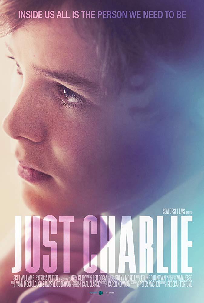 Just Charlie (2018) HDRip XviD AC3-EVO