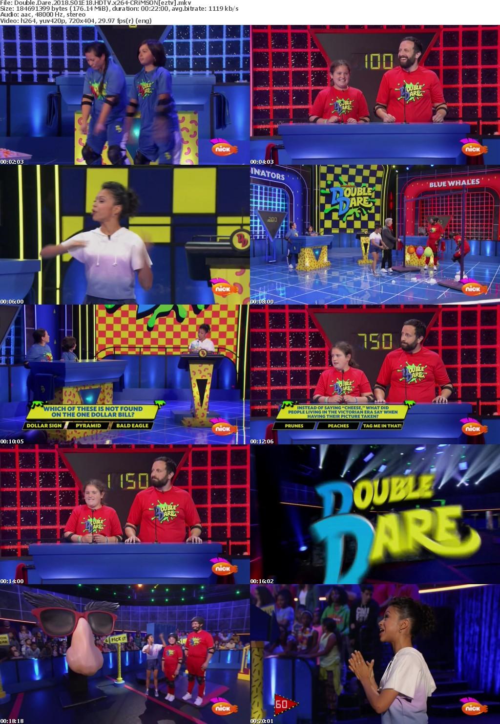 Double Dare 2018 S01E18 HDTV x264-CRiMSON