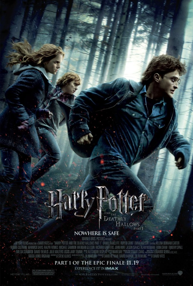Harry Potter and the Deathly Hallows Part 1 2010 BRRip XviD-AVID