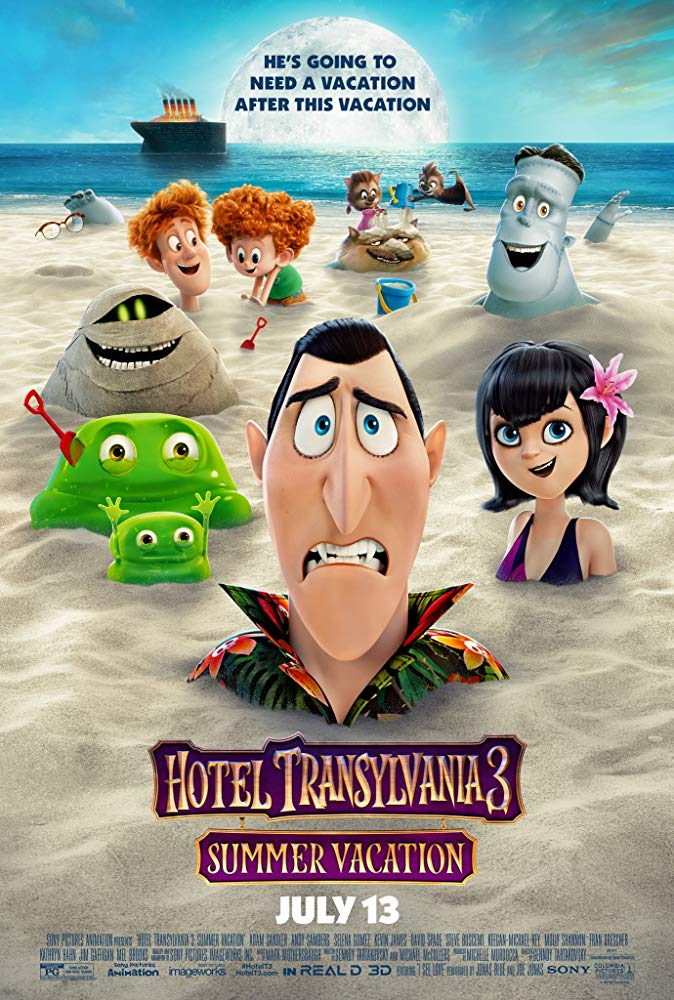 Hotel Transylvania 3 A Monster Vacation 2018 HDRip AC3 X264-CMRG