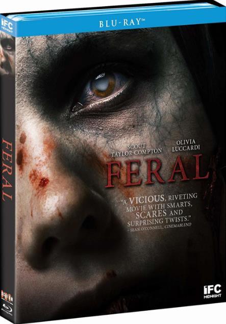 Feral (2017) BRRip AC3 X264-CMRG
