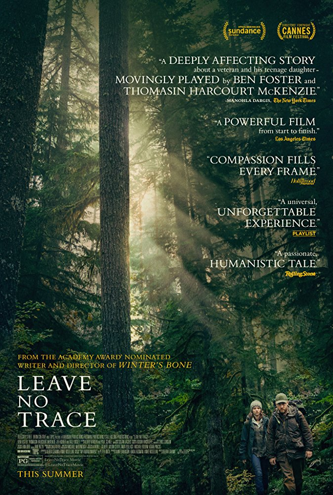 Leave No Trace 2018 720p WEB-DL DD5 1 x264-iM@X