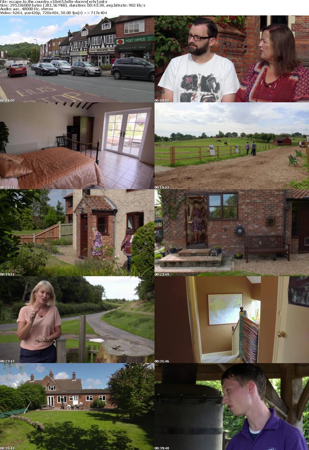 Escape to the Country S18E65 HDTV x264-DOCERE