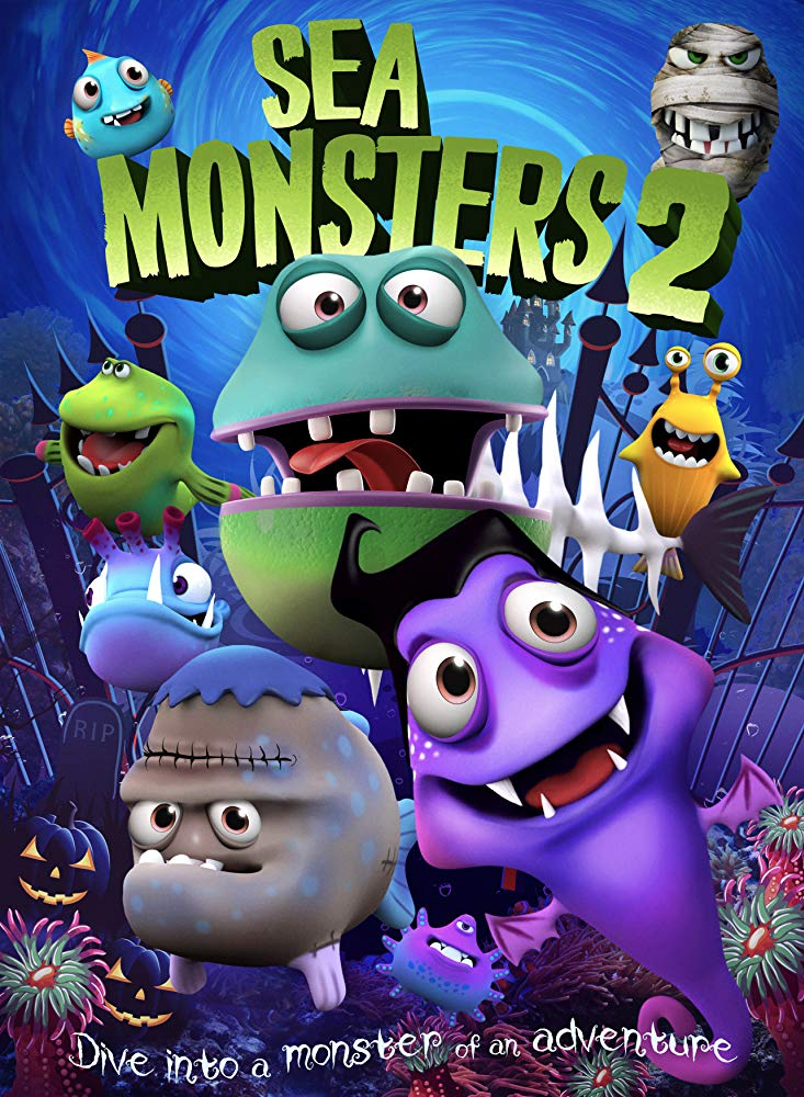 Sea Monsters 2018 720p WEB-DL AAC 2 0 x264 MW