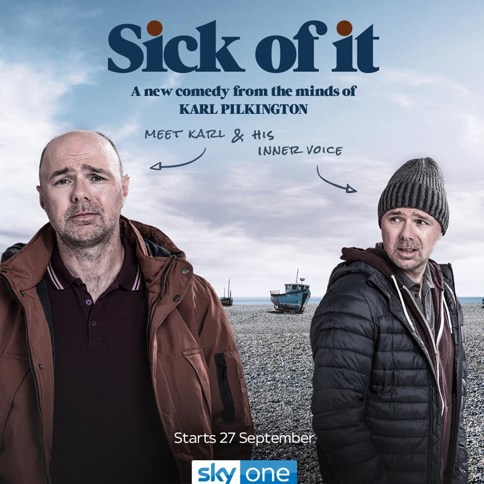 Sick Of It S01E01 HDTV x264-PLUTONiUM