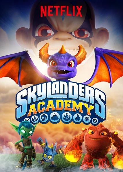 Skylanders Academy S03E06 WEB x264-STRiFE