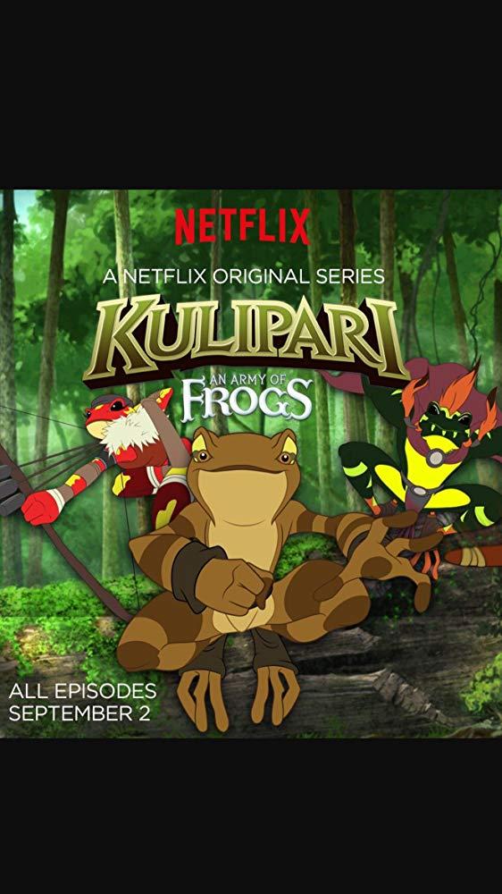 Kulipari An Army of Frogs S01E01 720p WEB x264-CRiMSON