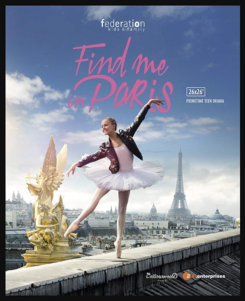 Find Me In Paris S01E09 Friends Or Enemies 720p HDTV x264-PLUTONiUM