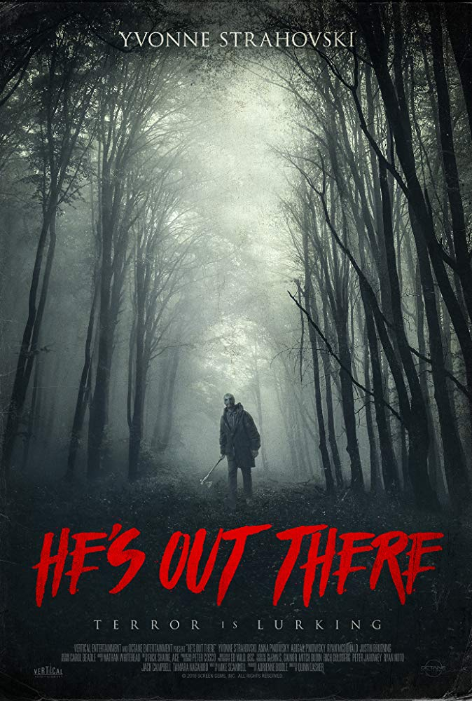 Hes Out There 2018 BRRip XviD AC3-EVO