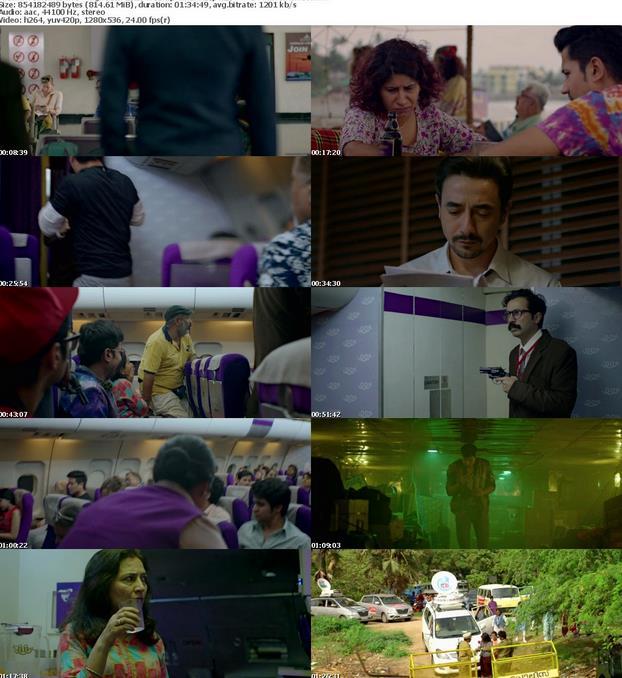 High Jack 2018 WebRip Hindi 720p x264 AAC - mkvCinemas