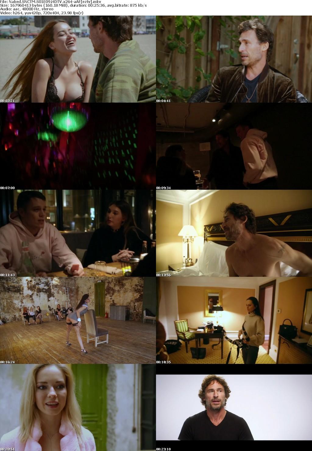 Naked SNCTM S01E09 HDTV x264-aAF