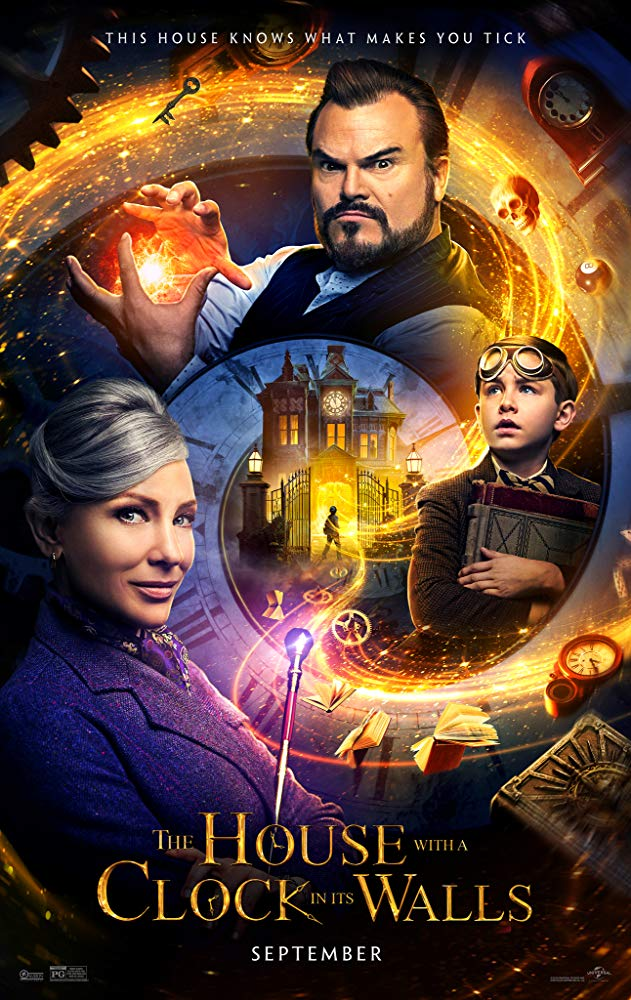 The House with a Clock in its Walls 2018 HDCAM XviD-AVID