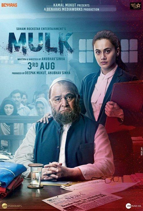 Mulk 2018 Hindi 1080p Zee5 WEB-DL H264 AAC 2 0 - NbT