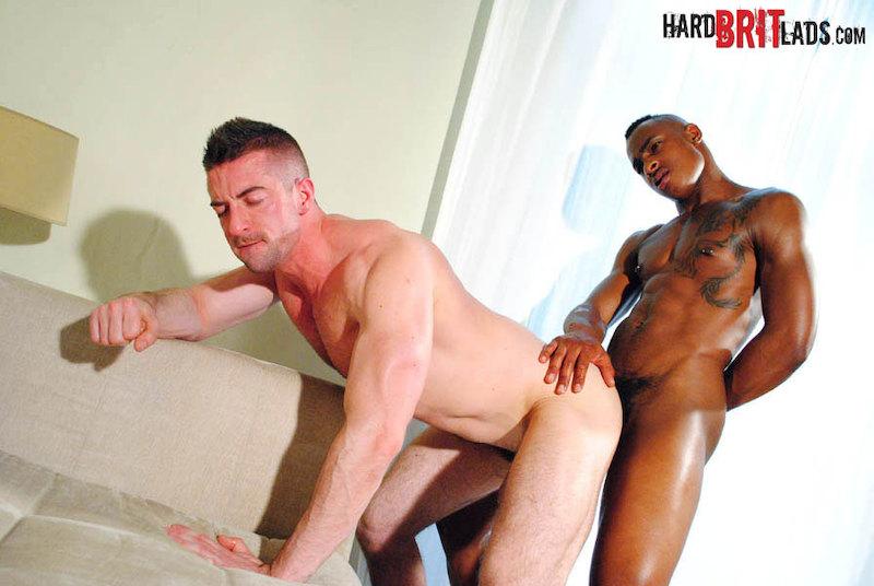 Tyson Tyler And Scott Hunter (Hard Brit Lads)
