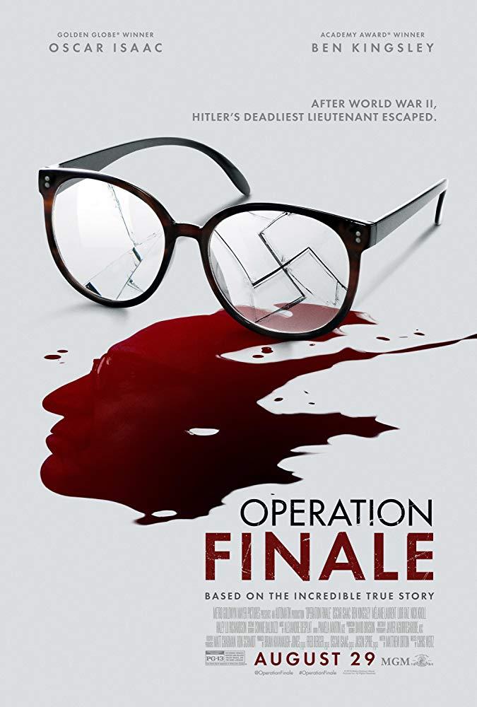 Operation Finale 2018 720p WEBRip X264-iM@X