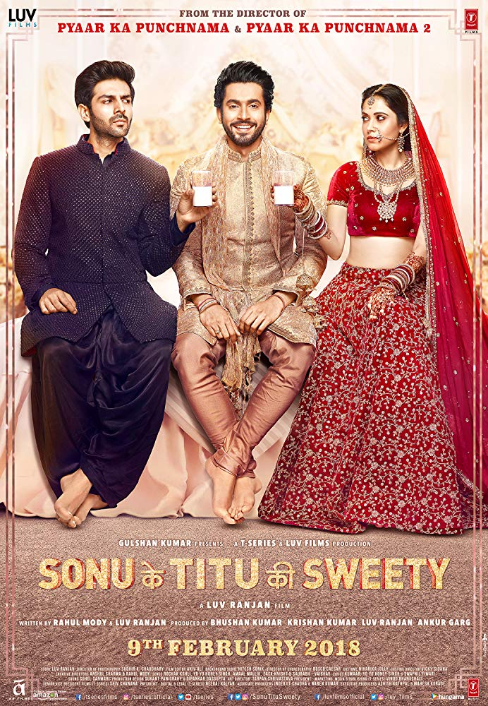Sonu Ke Titu Ki Sweety 2018 Hindi 1080p BluRay x264 DTS - xRG