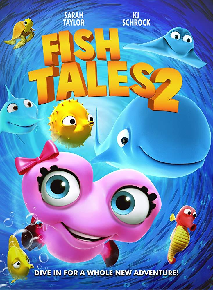 Fishtales 2 (2017) [WEBRip] [720p] YIFY