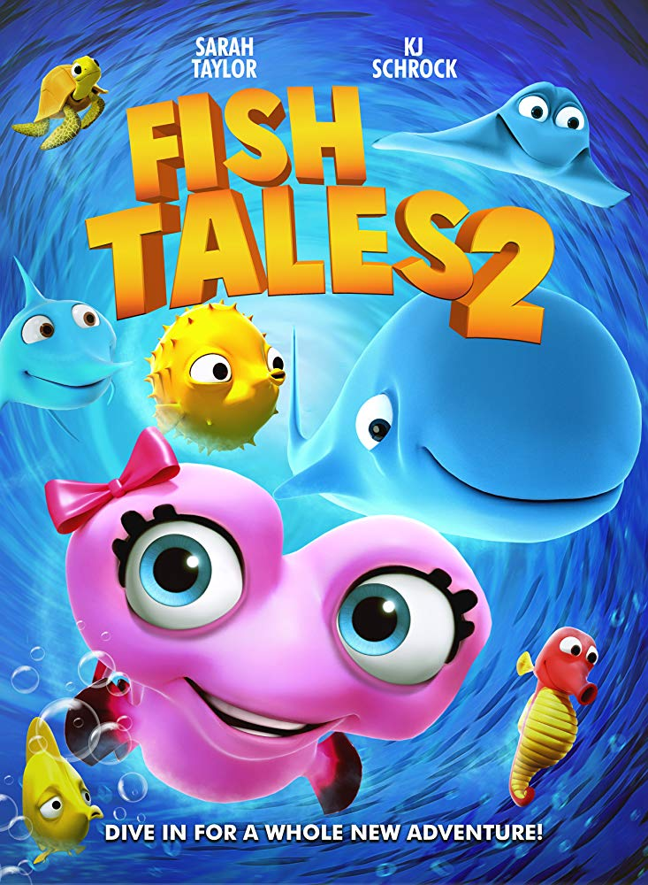 Fishtales 2 (2017) [WEBRip] [1080p] YIFY