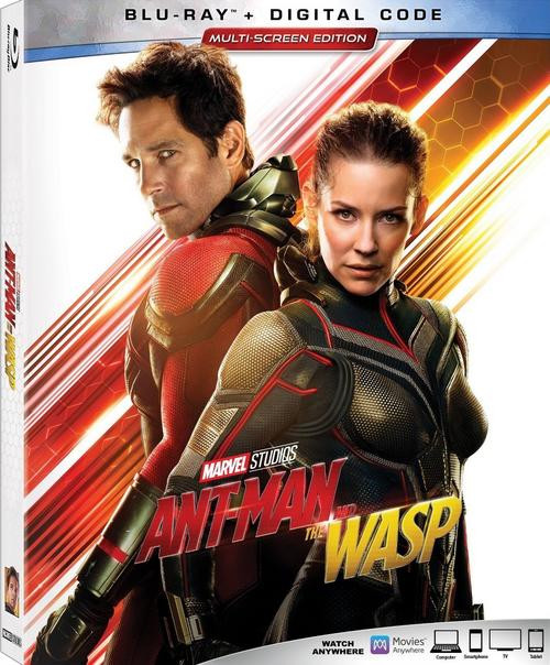 Ant Man and the Wasp (2018) 1080p BluRay x264 Dual Audio Org Hindi DD 5.1 English...