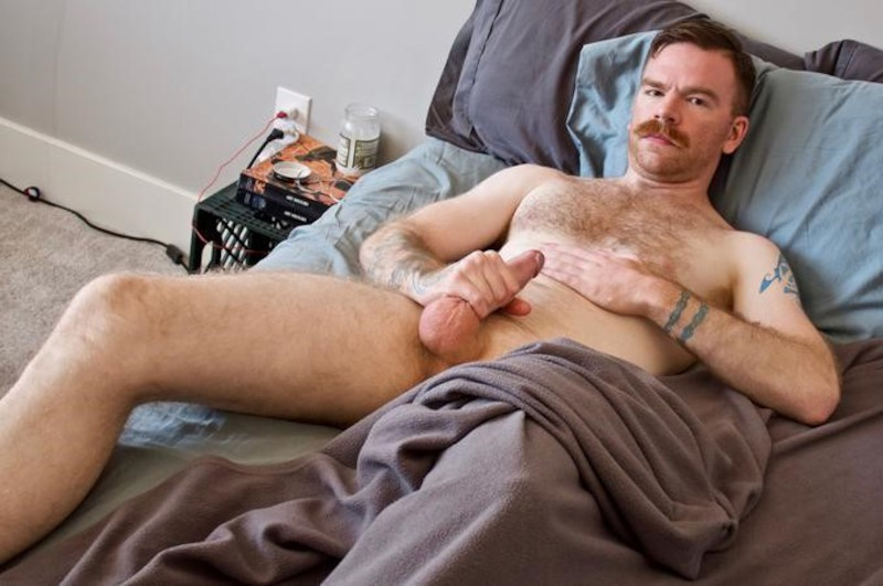 Dillinger Diggs' Morning Wood (Guy Bone)